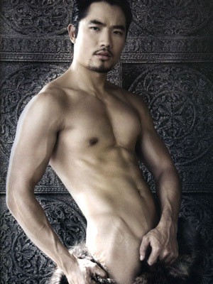 Nude handsome thai gay in magazines james 2